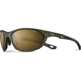 Julbo Race 2.0 Nautic Polarized 3 Lunettes de soleil, brown/black